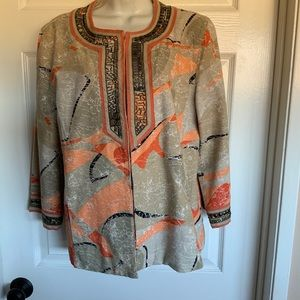 SALE❤️💜💚CHICO'S casual jacket
